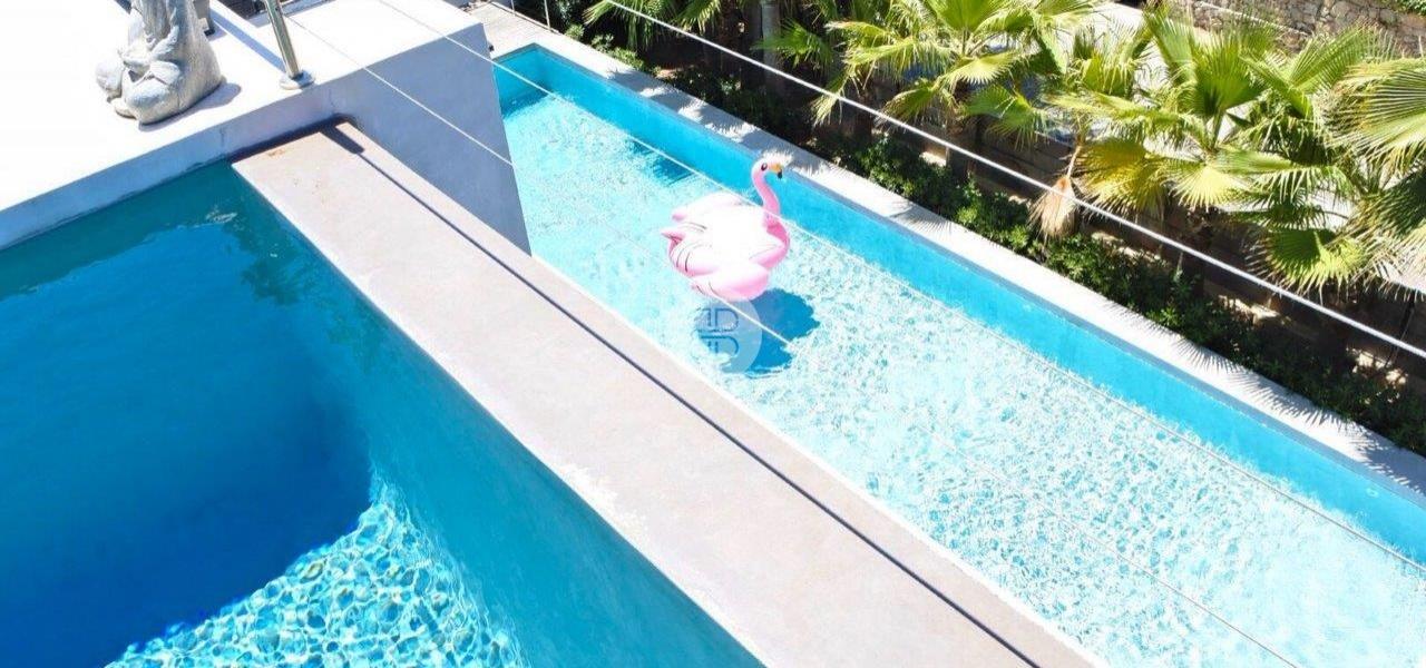 6 Bedrooms, Villa, For Rent, 6 Bathrooms, Listing ID undefined, Cala Salada, Ibiza,