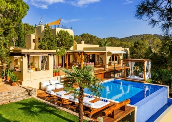 3 Bedrooms, Villa, For Rent, 3 Bathrooms, Listing ID undefined, San Antonio, Ibiza,