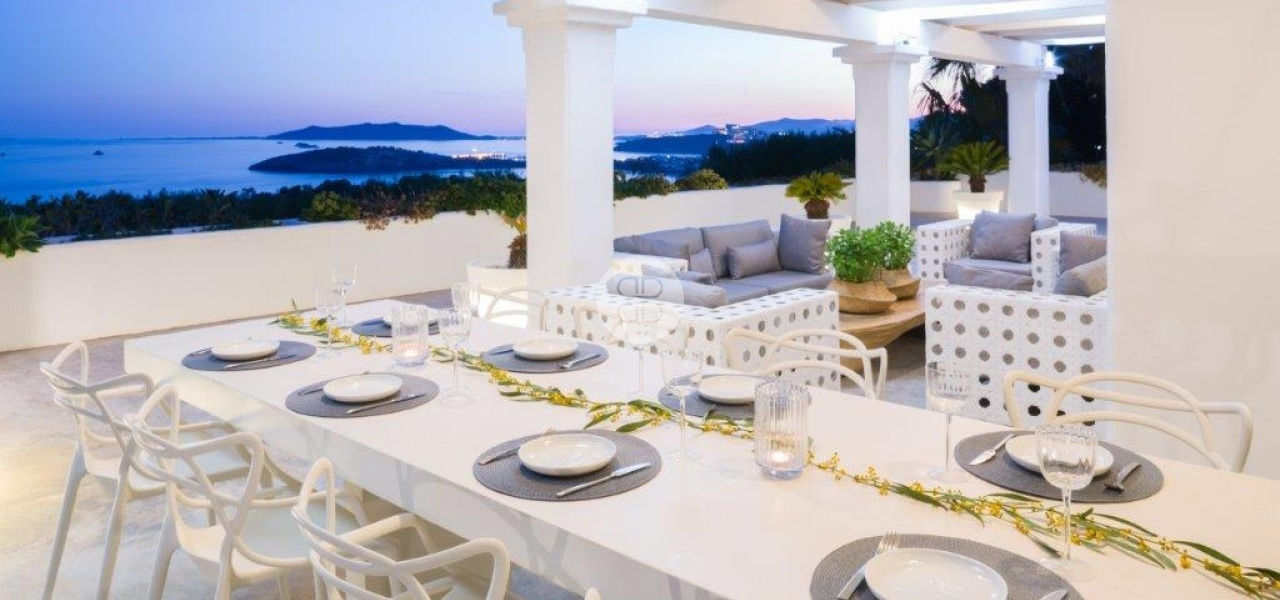 Cap Martinet, Ibiza, 5 Bedrooms Bedrooms, ,5 BathroomsBathrooms,Villa,For Rent,1112