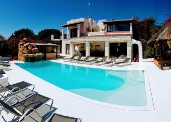 Cap Martinet, Ibiza, 8 Bedrooms Bedrooms, ,8 BathroomsBathrooms,Villa,For Sale,1120