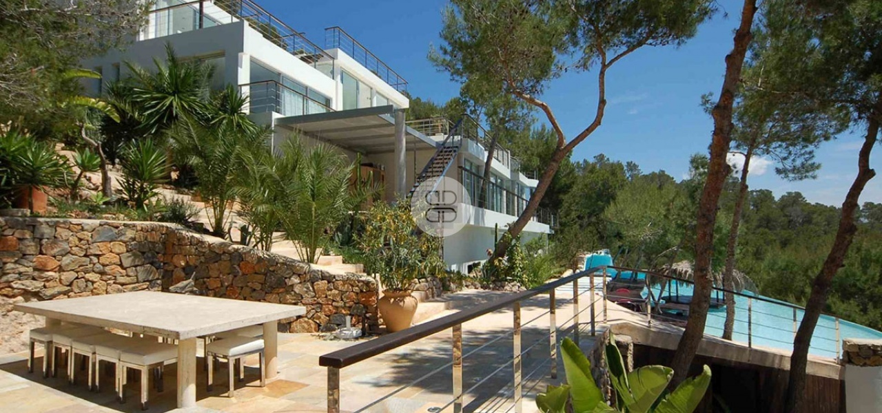 6 Bedrooms, Villa, For Rent, 9 Bathrooms, Listing ID undefined, KM4 - San Josep, Ibiza,