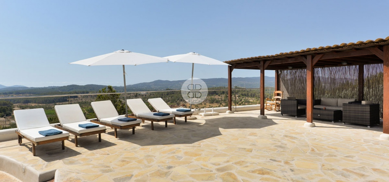 6 Bedrooms, Villa, For Rent, 5 Bathrooms, Listing ID undefined, San Antonio, Ibiza,