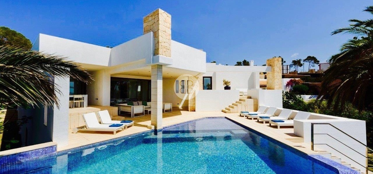 5 Bedrooms, Villa, For Rent, 5 Bathrooms, Listing ID undefined, Porroig, Ibiza,